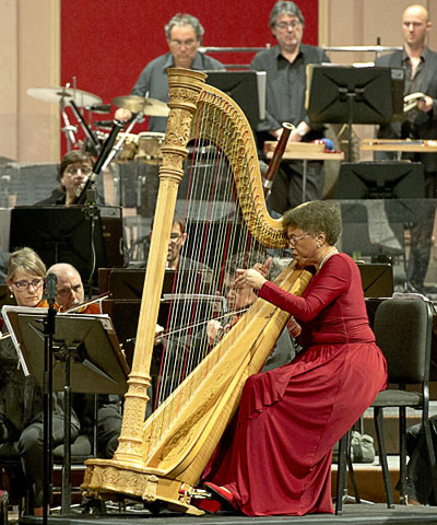 Ann Hobson Pilot with Buenos Aires Philharmonic at the historic Teatro Colon